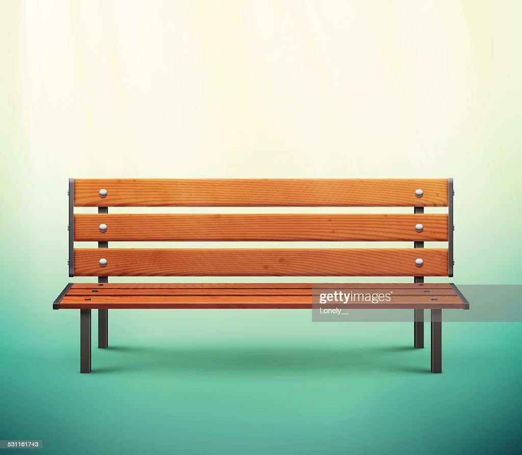 Isolated Bench