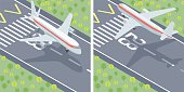 Isometric, Airport Transport
