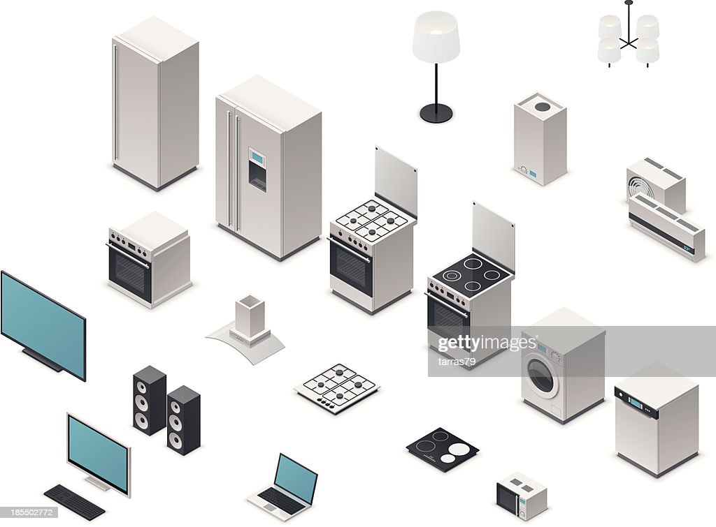 Isometric appliances