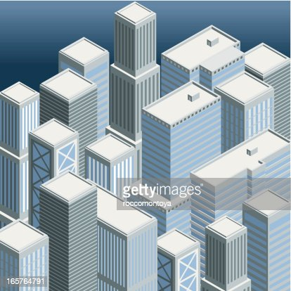 Isometric, Big City