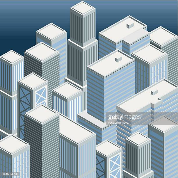 Isometric, Big City