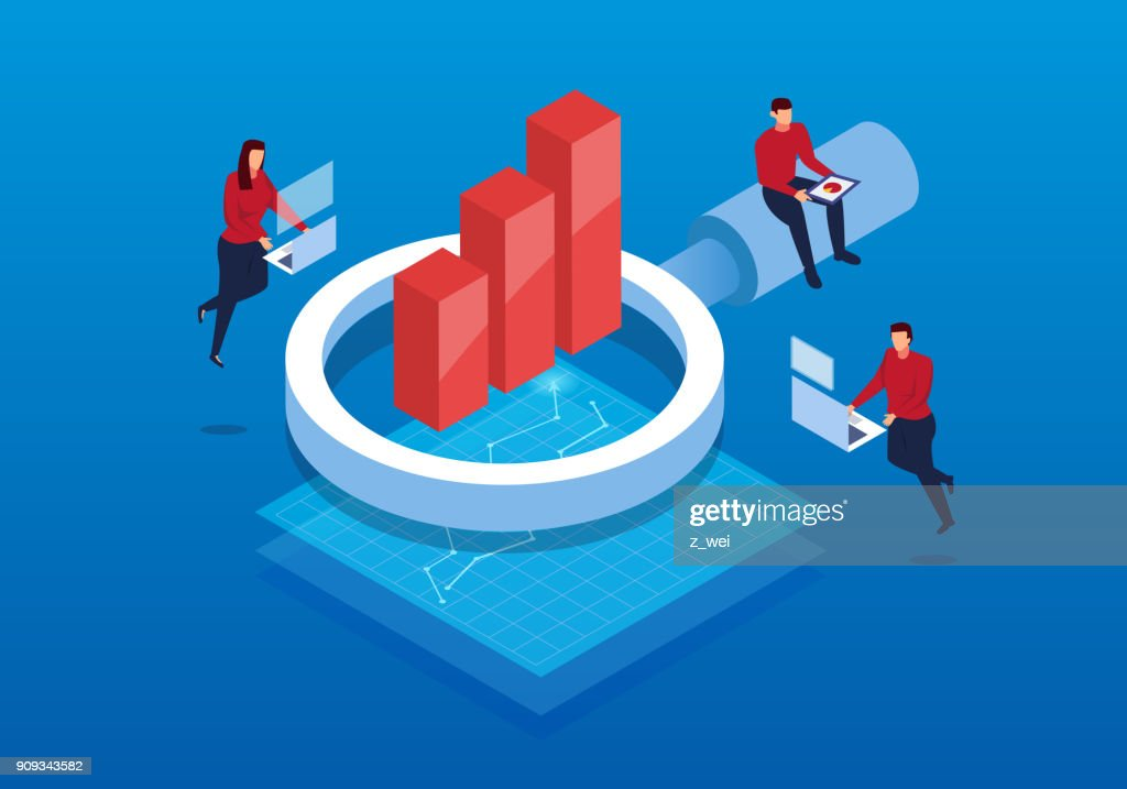 Isometric business and data analysis