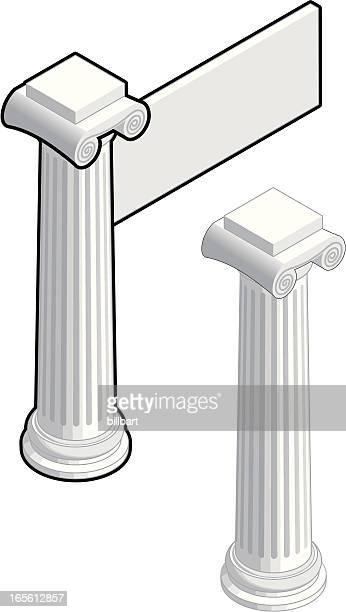 Isometric Column
