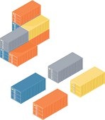 Isometric Containers