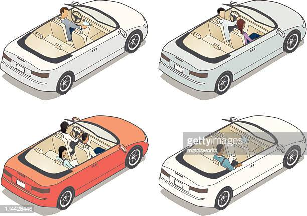 Isometric Convertible Illustrations