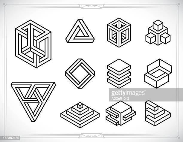 Isometric Designs - Illustration