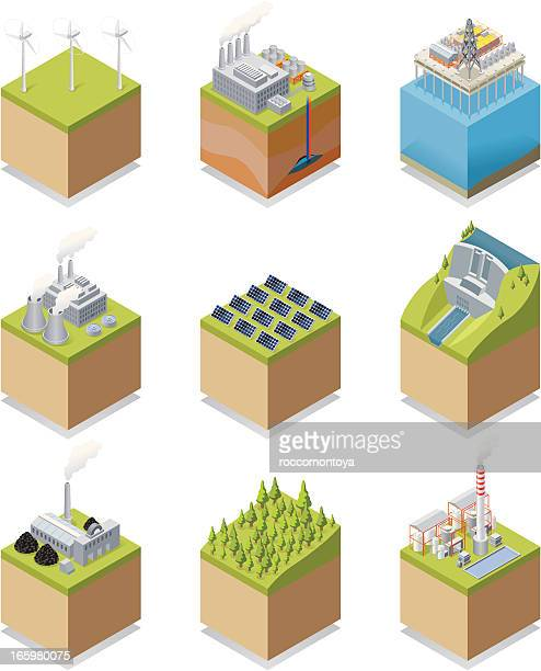 Isometric, Energy Set