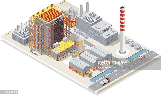Isometric, Power Station