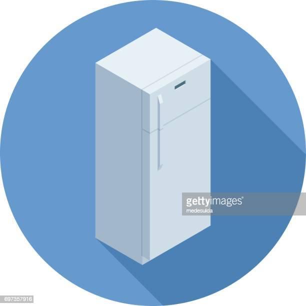 Isometric Refrigerator