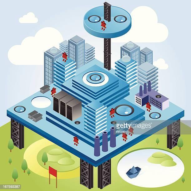 Isometric technology platform