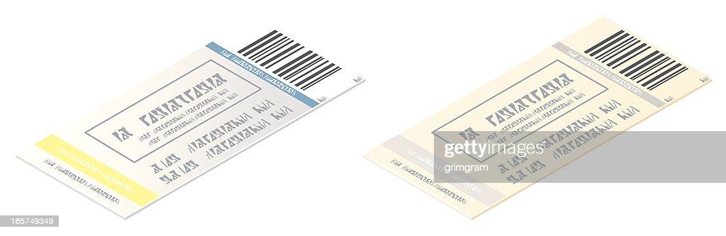 Isometric Tickets