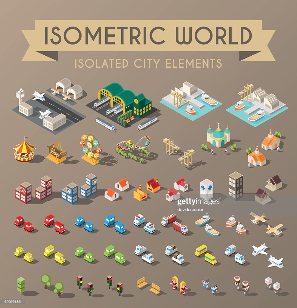 Isometric World.