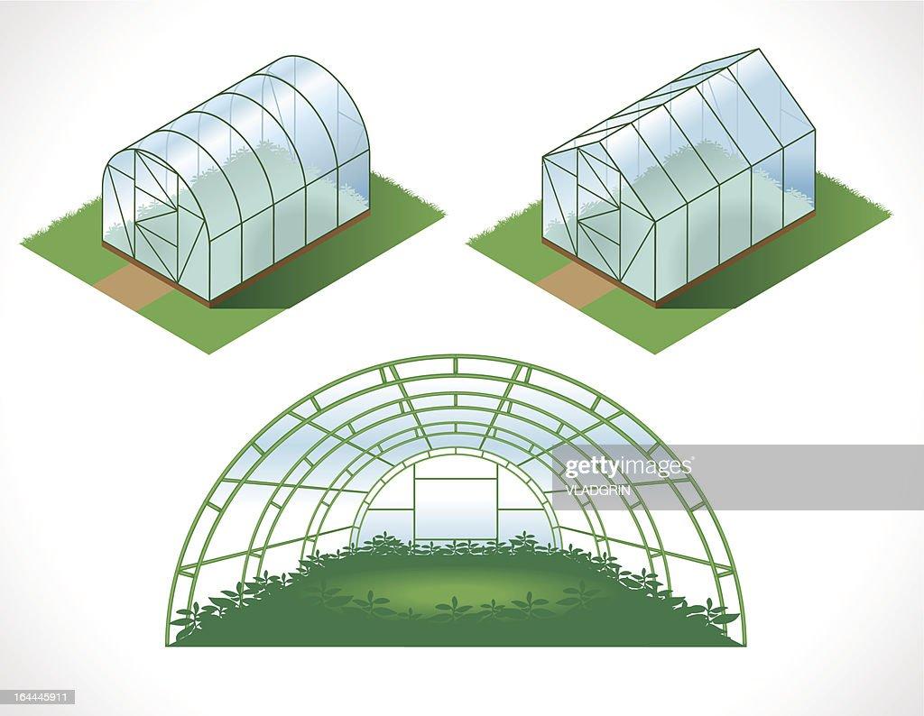 isometry greenhouses