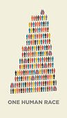 Isotype babel tower