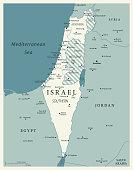 24 - Israel - Vintage Murena Isolated 10