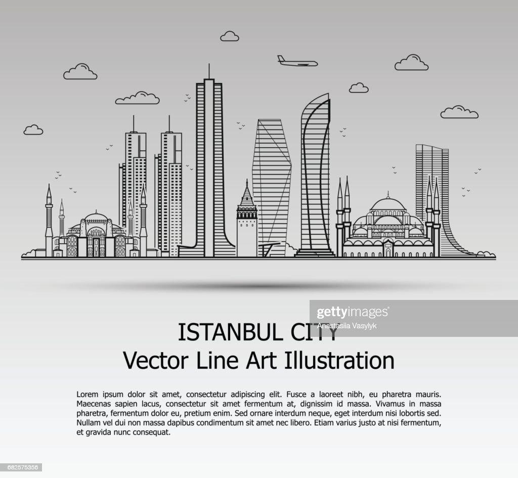 Istanbul City Gray