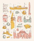 istanbul landmarks and lifestyle