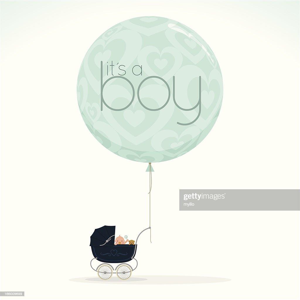 it is a boy myillo