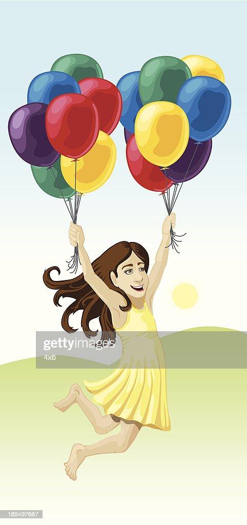 It is a wonderful life : stock illustration