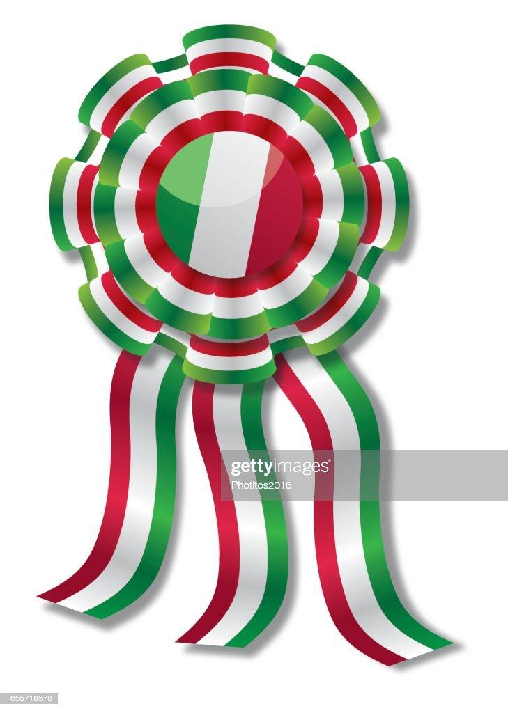 Italian cockade