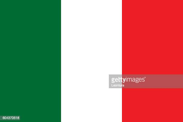Italian Flag (Official Colours)
