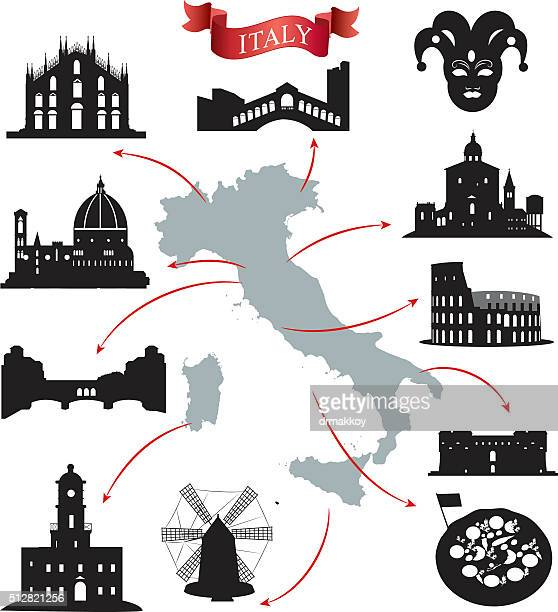 italy stamps - sardinia stock illustrations, clip art, cartoons, & icons
