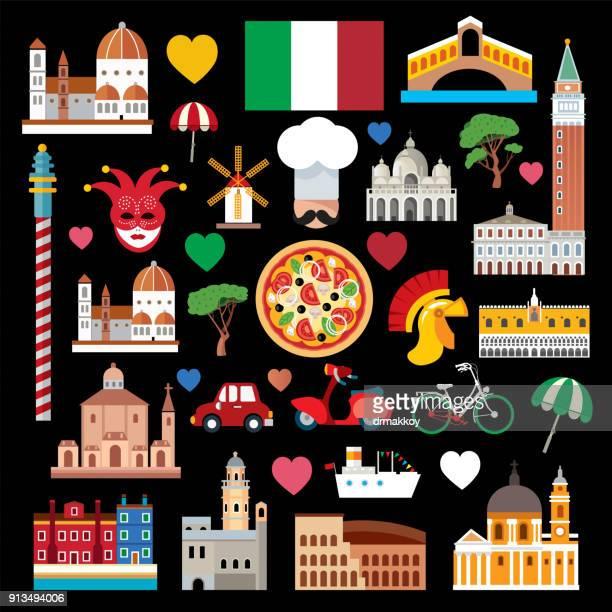 Italien Symbole