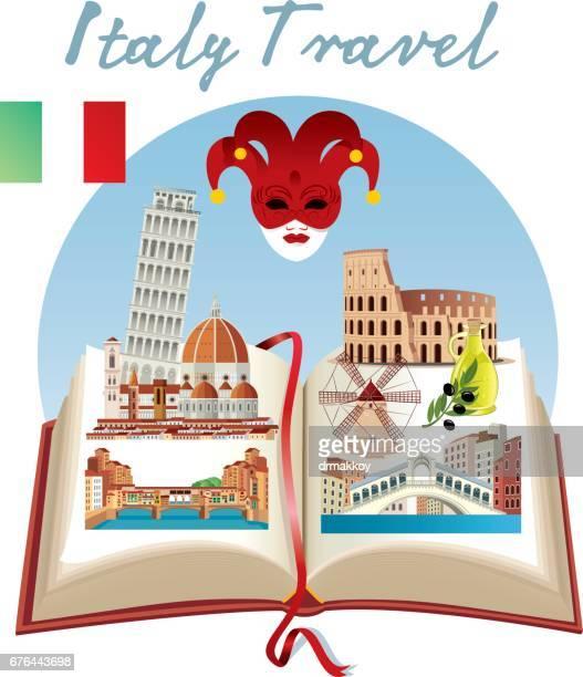 italy travel - bologna stock illustrations, clip art, cartoons, & icons