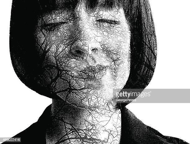 Prurido nasal. Alergias árvore e pólen