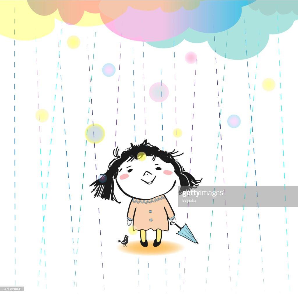 It's rain today