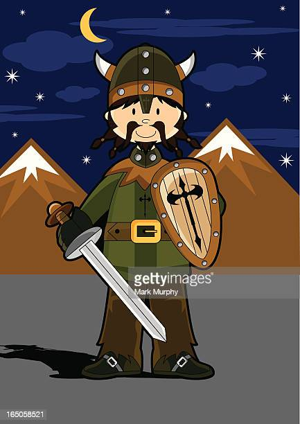 Ivan the Fearless Viking by Moonlight