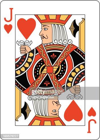 Playing Cards Jacks
