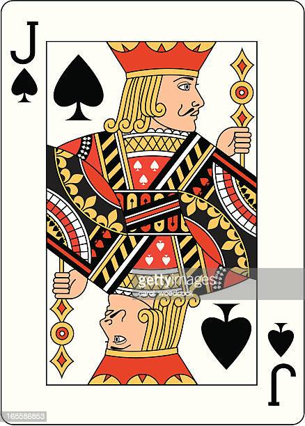 Jack of Spades Two playing card