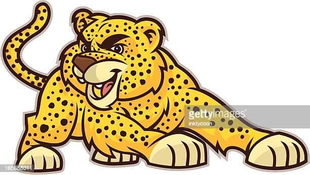 Jaguar Cheetah Jump