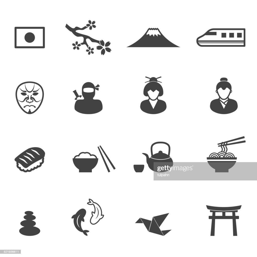 japan culture icons