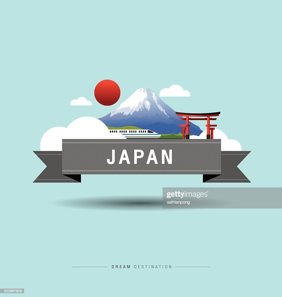 Japan, Fuji Mountain, travel, Landmark