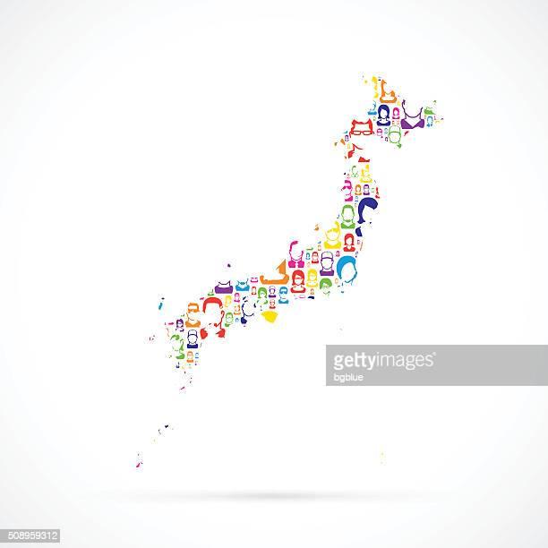 日本のマップ名