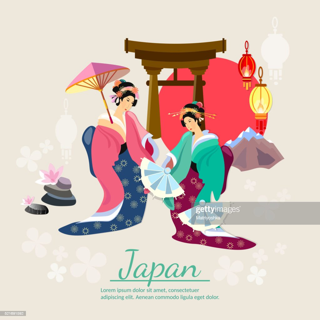 Japanese geisha japanese tradition and culture