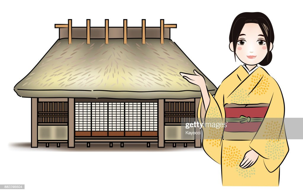 Japanese guest houses - Outdoors