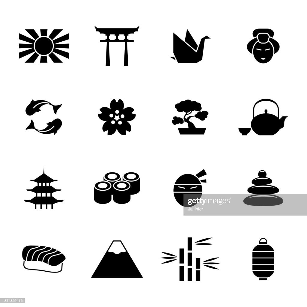 Anese Icons High Res Vector Graphic