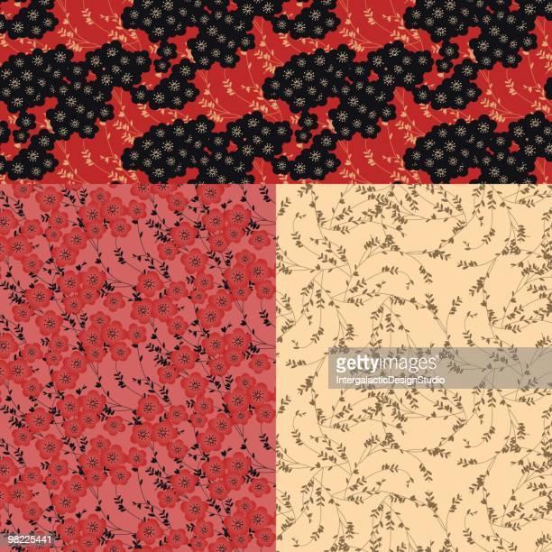 日本のパターングループ - 繊細点のイラスト素材/クリップアート素材/マンガ素材/アイコン素材