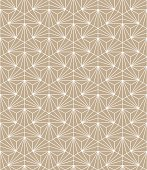 Japanese pattern seamless. Brown vector background