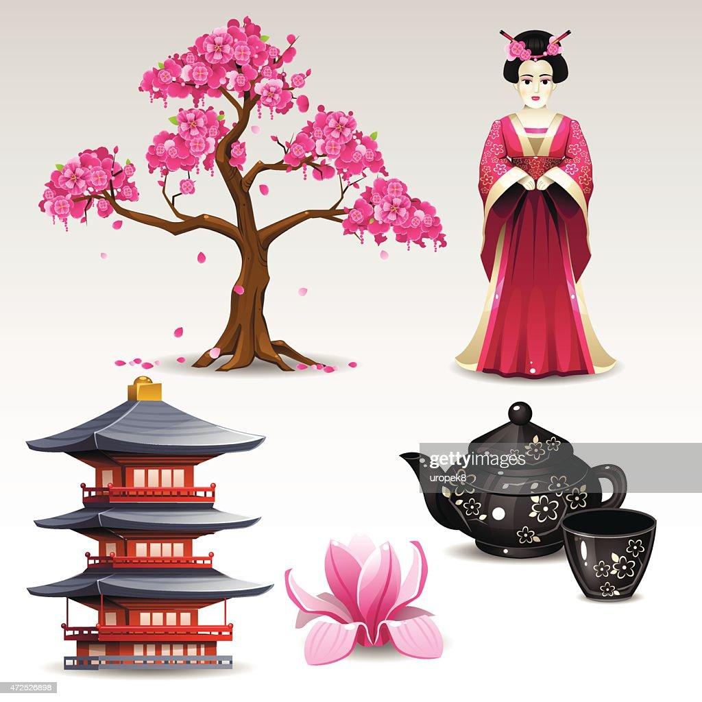 Japanese set 2