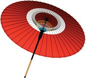 Japanese umbrell