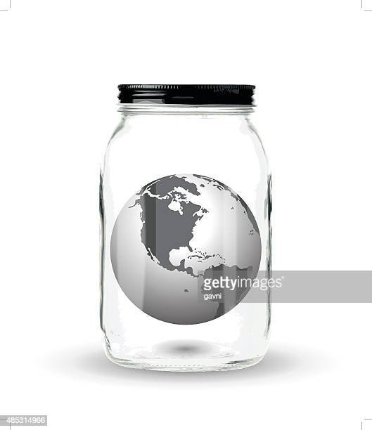 jar - jar stock illustrations