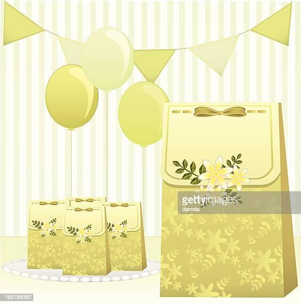 ジャスミン、およびパーティの記念品 - ジャスミン点のイラスト素材/クリップアート素材/マンガ素材/アイコン素材