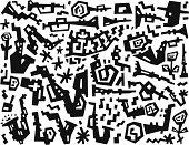 jazz doodles