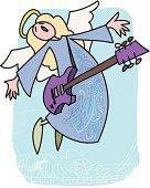 jazz fusion guitar angel