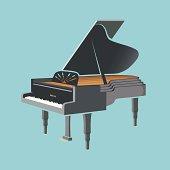 Jazz Grand Piano