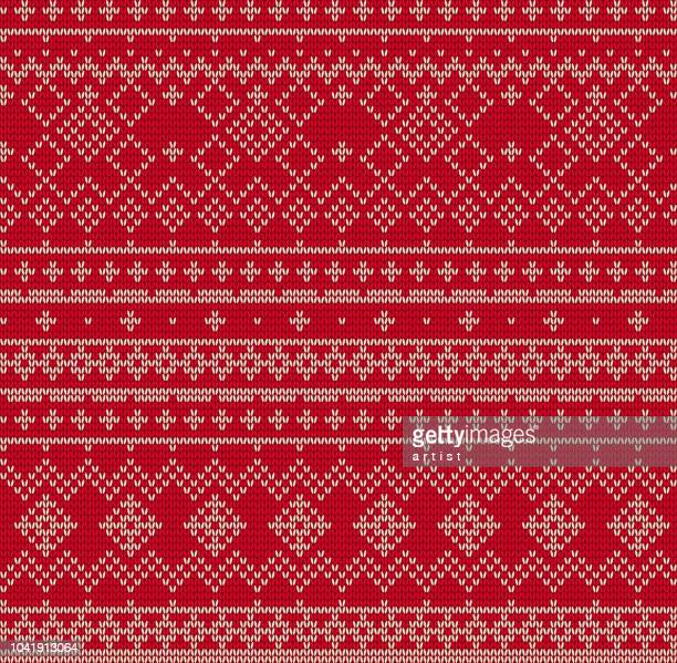 jersey pattern - sweater stock illustrations, clip art, cartoons, & icons